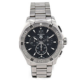TAG Heuer Aquaracer Chronograph CAY1110 Date Quartz Men's Watch