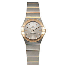 Omega Constellation 123.20.24.60.02.001 24mm Womens Watch
