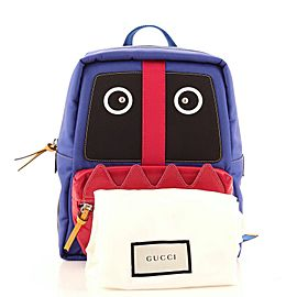 Gucci Children's Car Backpack Nylon with Applique