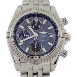Breitling Chronomat Evolution-A13356 Stainless Steel 42mm Automatic Mens Watch