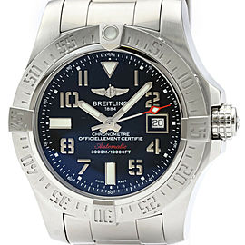 BREITLING Avenger ll SeaWolf Steel Automatic Watch A17331