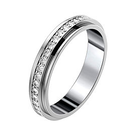 Piaget White Gold Diamond Wedding Ring