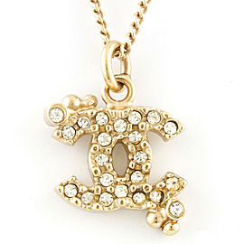 CHANEL COCO Mark Necklace