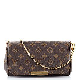 Louis Vuitton Favorite Handbag Monogram Canvas PM