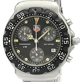 TAG HEUER 2000 Formula 1 Chronograph Steel Quartz Mens Watch CA1211