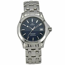 OMEGA Seamaster 120M Jacques Mayol 2001 Chronometer Automatic Mens Watch