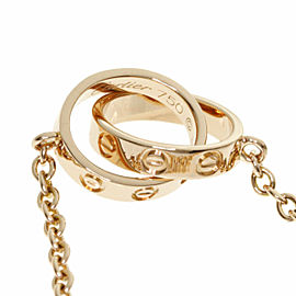 CARTIER 18k Pink Gold Baby love Bracelet