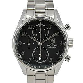 TAG HEUER Carrera Heritage Chronograph CAS2110 Automatic Men's Watch