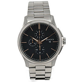 Gucci YA126272 G-Timeless Chronograph Quartz Men's Watch