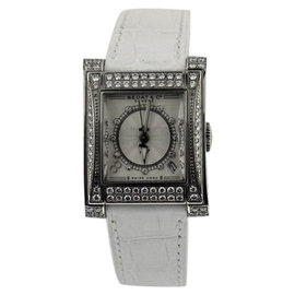 Bedat & Co. Stainless Steel Automatic Diamonds Date Womens 32mm Watch