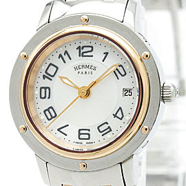 Hermes Clipper CP1.221 25mm Womens Watch