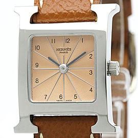 Hermes Heure H HH1.710 21mm Womens Watch