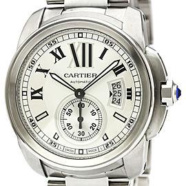 Cartier Calibre De Cartier W7100015 42mm Mens Watch