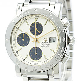Girard-Perregaux Chronograph GP7000 38mm Mens Watch