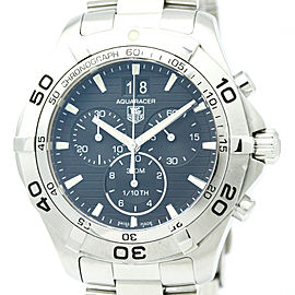 Tag Heuer Aquaracer CAF101E 43mm Mens Watch