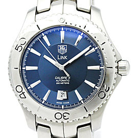 Tag Heuer Link WJ201C 42mm Mens Watch
