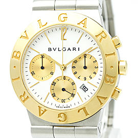 Bulgari Diagono CH35SG 35mm Unisex Watch