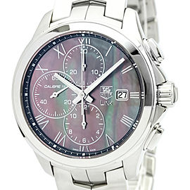 Tag Heuer Link CAT2014 43mm Mens Watch