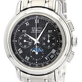 Zenith Chronomaster 02.0240.410 40mm Mens Watch