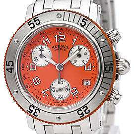 Hermes Clipper CL2.316 33mm Womens Watch