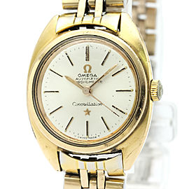 Omega Constellation 567.001 24mm Womens Watch