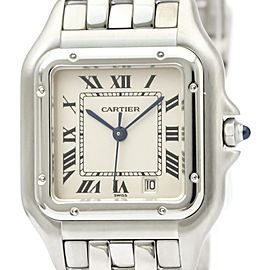 Cartier Panthere W25054P5 27mm Womens Watch