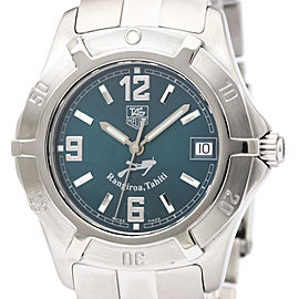 Tag Heuer 2000 Series WN111A 38mm Mens Watch