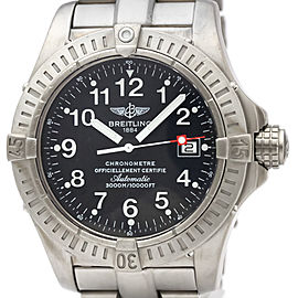 Breitling Avenger Seawolf E17370 44mm Mens Watch