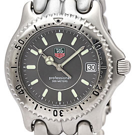 Tag Heuer Sel Professional 200M S99.206E 37mm Mens Watch