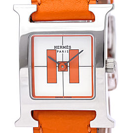 Hermes Heure H HH1.710 21mm Womens Watch