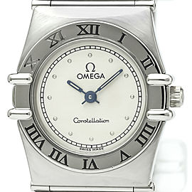 Omega Constellation 795.1080 22mm Womens Watch