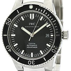IWC Aquatimer IW353602 42mm Mens Watch