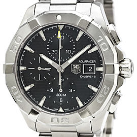 Tag Heuer Aquaracer CAY2110 43mm Mens Watch