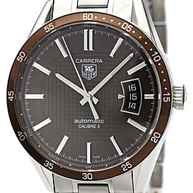 Tag Heuer Carrera WV211N 39mm Mens Watch