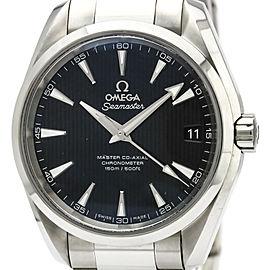 Omega Seamaster Aqua Terra 231.10.39.21.01.002 39mm Mens Watch