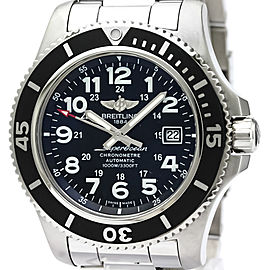 Breitling Superocean A17392 44mm Womens Watch