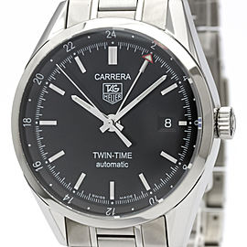 Tag Heuer Carrera WV2115 39mm Mens Watch