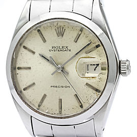 Rolex Date 6694 35mm Womens Watch