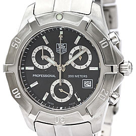Tag Heuer Chronograph 2000 38mm Womens Watch