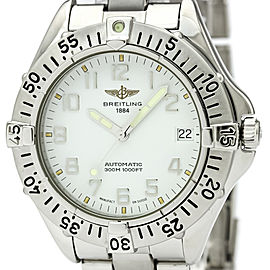 Breitling Colt A17035 38mm Womens Watch