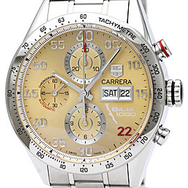 Tag Heuer Chronograph Carrera CV2A1H 43mm Mens Watch