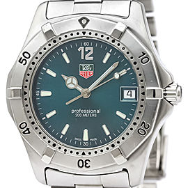 Tag Heuer 2000 Series WK1119 37mm Mens Watch