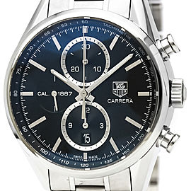 Tag Heuer Carrera Calibre 1887 Chronograph CAR2110 42mm Mens Watch