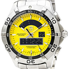 Tag Heuer Aquaracer CAF1011 43mm Mens Watch