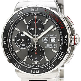 Tag Heuer Formula 1 CAU2011 44mm Mens Watch
