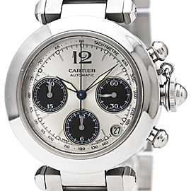 Cartier Pasha C W31048M7 36mm Unisex Watch