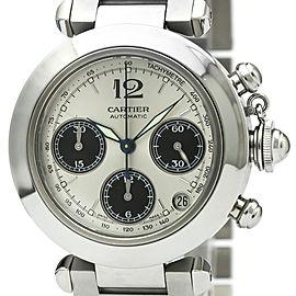 Cartier Chronograph W31048M7 36mm Unisex Watch