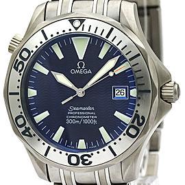 Omega Seamaster 2231.80 41mm Mens Watch