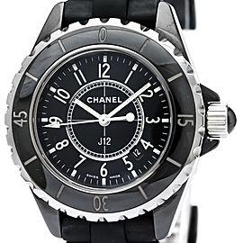 Chanel J12 H0681 33mm Womens Watch