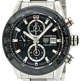 Tag Heuer Carrera CAR201Z 43mm Mens Watch